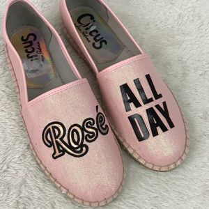 Circus by Sam Edelman Rose All Day Leni Flats